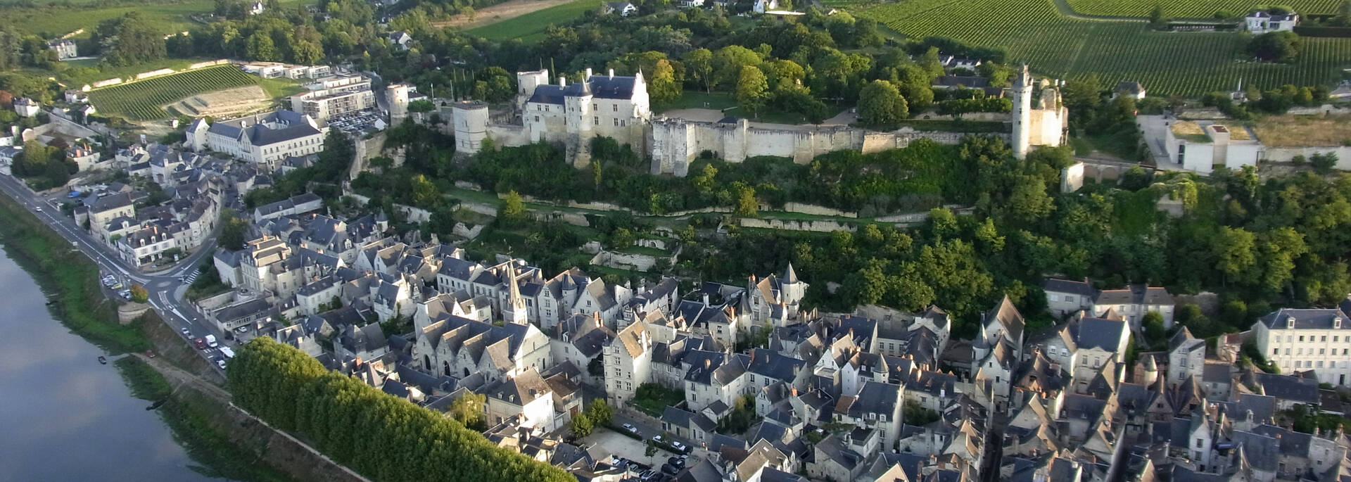 The City of Chinon